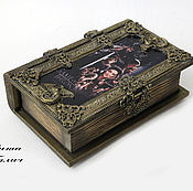 Для дома и интерьера handmade. Livemaster - original item Game of thrones folio. Handmade.