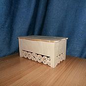Материалы для творчества handmade. Livemaster - original item Box 662. Handmade.