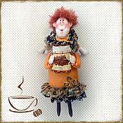 Ангел кофейный