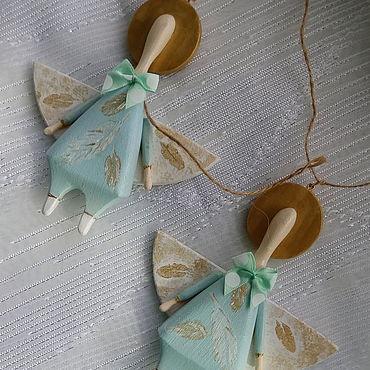 Для дома и интерьера ручной работы. Ярмарка Мастеров - ручная работа Нежный ангел. Handmade.