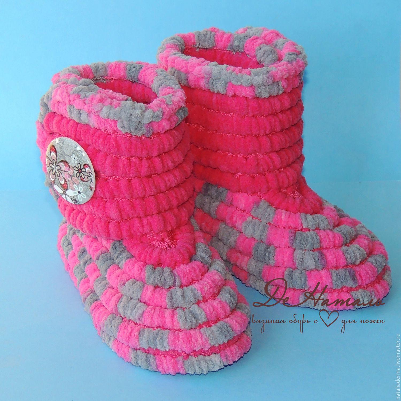 5773f1f57 ... демисезонная обувь · Обувь ручной работы, вязаная обувь, детская обувь,  работы для детей, демисезонная обувь ...