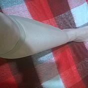 Аксессуары ручной работы. Ярмарка Мастеров - ручная работа Капроновые икры на ноги. Handmade.