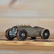 Сувениры и подарки ручной работы. Ярмарка Мастеров - ручная работа ретро автомобиль V6 купе. Handmade.