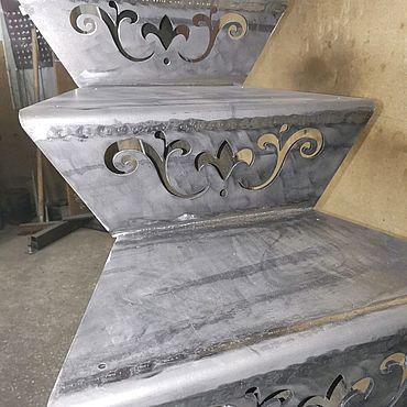 Для дома и интерьера ручной работы. Ярмарка Мастеров - ручная работа Лофт изделия, мебель перегородки, лестницы, стеллажи, кухни. Handmade.