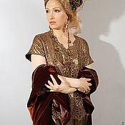 Одежда ручной работы. Ярмарка Мастеров - ручная работа богема. Handmade.