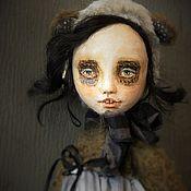 Куклы и игрушки ручной работы. Ярмарка Мастеров - ручная работа Тедди-долл Панда. Handmade.