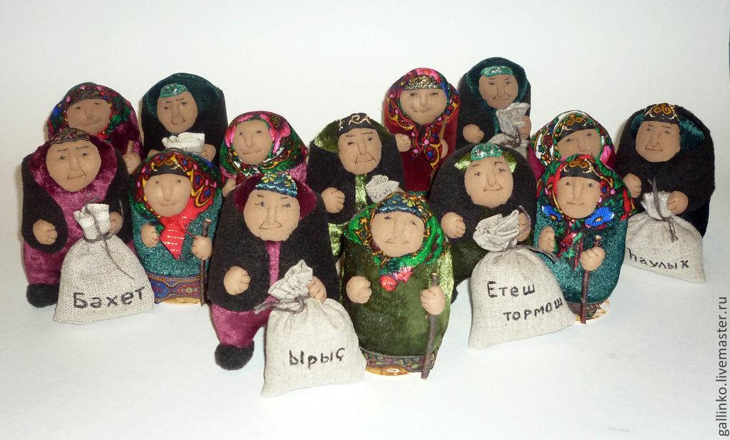 Башкирские сувениры своими руками 97