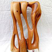 Для дома и интерьера ручной работы. Ярмарка Мастеров - ручная работа АромаСветильники из можжевельника с фитонцидами. Handmade.