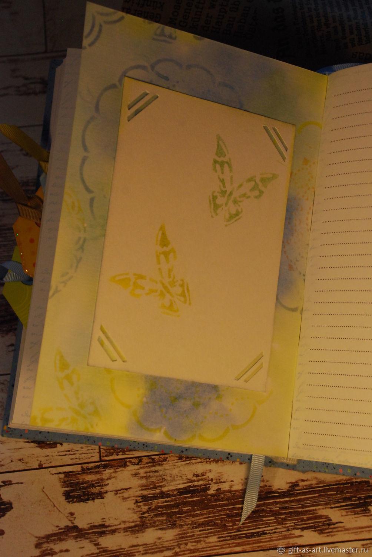 Дневник на заказ со своей картинкой екатеринбург