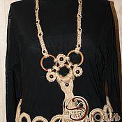 Аксессуары handmade. Livemaster - original item Ethnic decoration in Bohemian style.. Handmade.