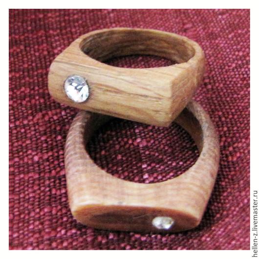 """Кольца ручной работы. Ярмарка Мастеров - ручная работа. Купить Кольца из дерева """"Деревянная свадьба"""". Handmade. Кольцо, кольцо на свадьбу"""