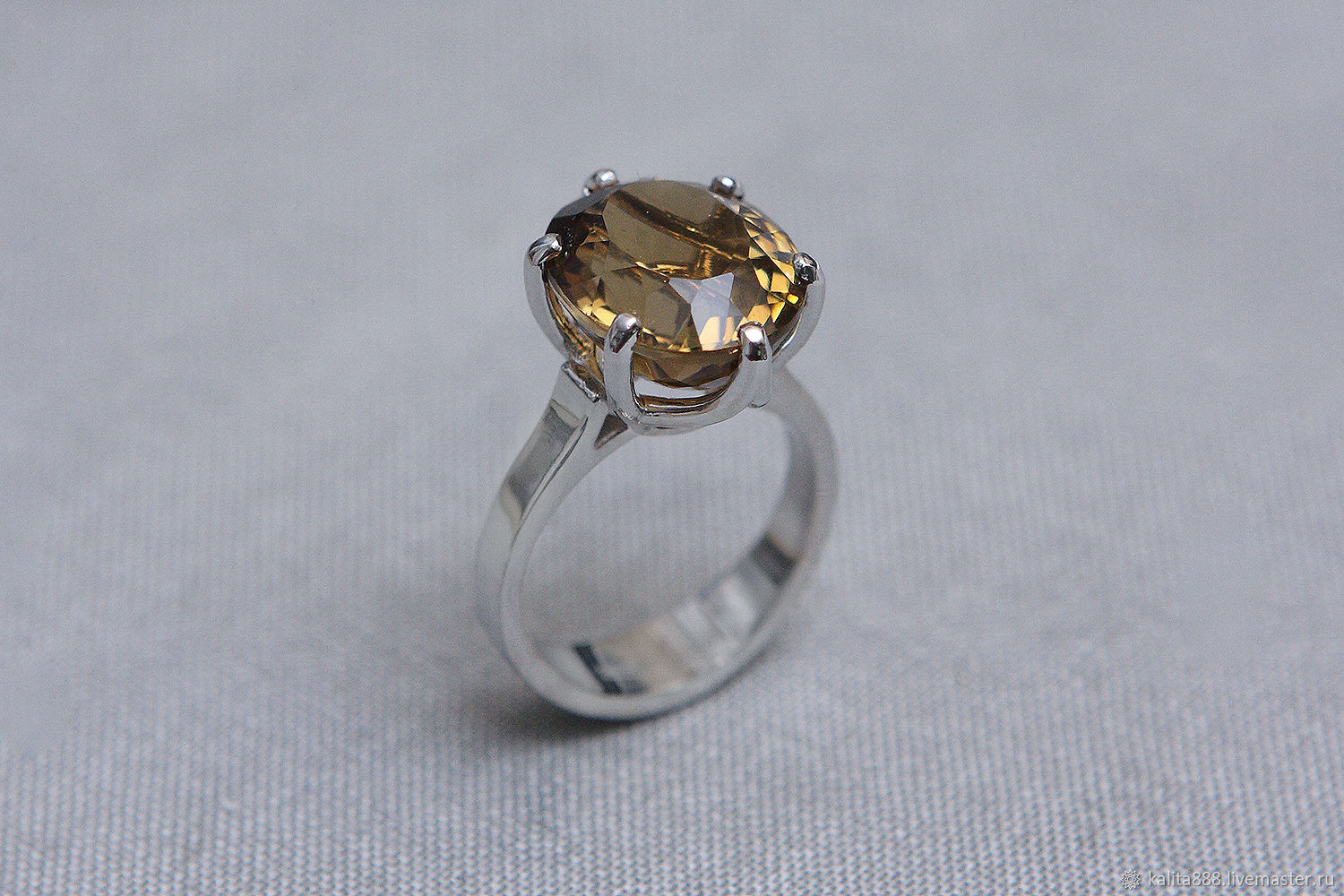 Copy of Copy of Copy of Ring with Diamonds, Rings, Moscow,  Фото №1