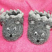 """Пинетки ручной работы. Ярмарка Мастеров - ручная работа Пинетки """"Мышки"""". Handmade."""