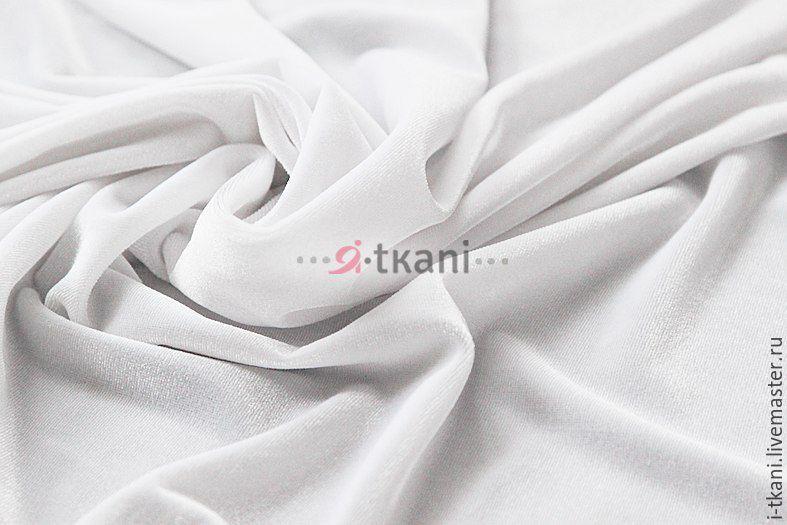 белый баохат ткань фото