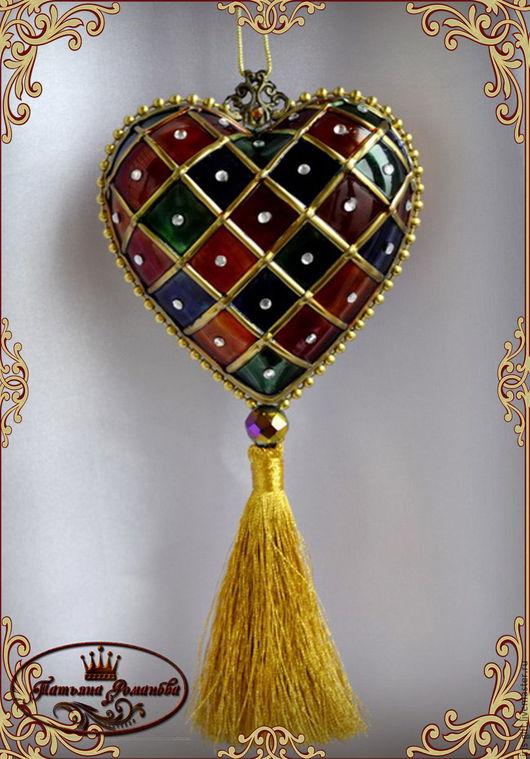 Елочное украшение  `La duchessa`