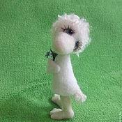 Куклы и игрушки ручной работы. Ярмарка Мастеров - ручная работа ...Незабудки.... Handmade.