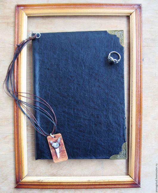 Блокноты ручной работы. Ярмарка Мастеров - ручная работа. Купить Дневник Тома Реддла из Гарри Поттера. Handmade. Черный, нитки