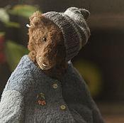 Куклы и игрушки ручной работы. Ярмарка Мастеров - ручная работа МК по созданию мишки!. Handmade.