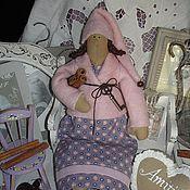 Куклы и игрушки ручной работы. Ярмарка Мастеров - ручная работа Хозяйственный ангел Продано. Handmade.