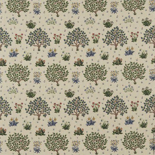 Английская ткань Morris & Co  Эксклюзивные и премиальные английские ткани, знаменитые шотландские кружевные тюли, пошив портьер, а также готовые шторы и декоративные подушки.