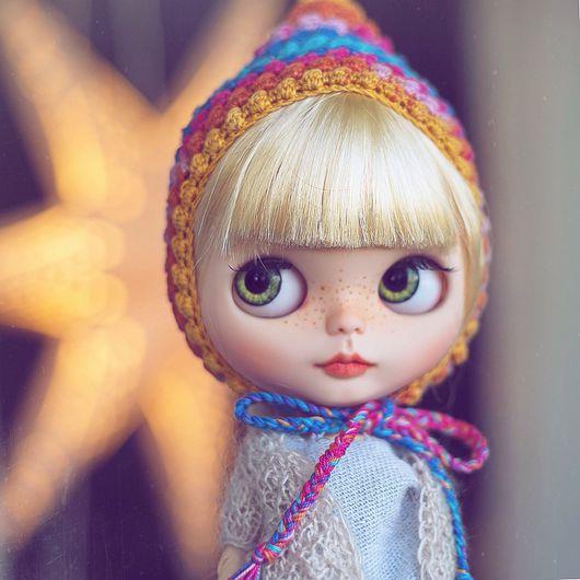 Коллекционные куклы ручной работы. Ярмарка Мастеров - ручная работа. Купить Кукла Блайз Molly. Handmade. Кукла ручной работы