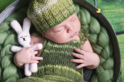 Комплект `Зеленый мох`