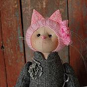 Куклы и игрушки ручной работы. Ярмарка Мастеров - ручная работа Кошечка Monica. Handmade.