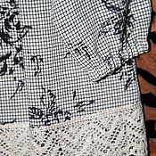 Платье ручной работы. Ярмарка Мастеров - ручная работа ЗИМУШКА платье для девочки. Handmade.