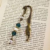 handmade. Livemaster - original item Bookmark for books
