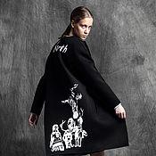 Одежда handmade. Livemaster - original item coat the neoprene