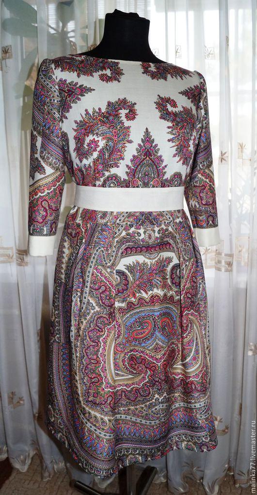 """Платья ручной работы. Ярмарка Мастеров - ручная работа. Купить Платье """" Волшебное"""" из ППплатка. Handmade. Комбинированный, одежда на заказ"""