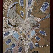 """Картины и панно ручной работы. Ярмарка Мастеров - ручная работа Панно """"Чудеса..."""". Handmade."""