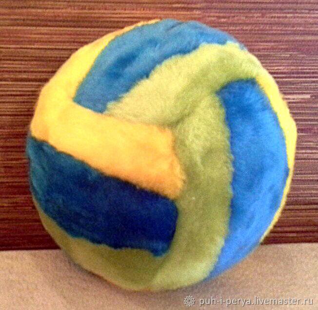 Выкройка: Волейбольный мяч-подушка с пошаговым описанием работы, Выкройки, Барнаул,  Фото №1