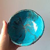 "Посуда ручной работы. Ярмарка Мастеров - ручная работа Тарелка ""каменная"". Handmade."