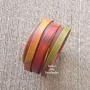 Кожаный браслет-трансформер