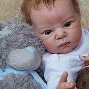 Куклы и игрушки ручной работы. Ярмарка Мастеров - ручная работа Малыш-реборн Дима. Handmade.