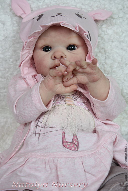 """Куклы-младенцы и reborn ручной работы. Ярмарка Мастеров - ручная работа. Купить Кукла реборн """"Одуванчик Джилл"""". Handmade. Кукла"""