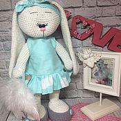 Куклы и игрушки ручной работы. Ярмарка Мастеров - ручная работа Зайка с крыльями. Handmade.