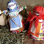 Куклы и игрушки ручной работы. Ярмарка Мастеров - ручная работа Обрядовая народная кукла Масленица. Handmade.