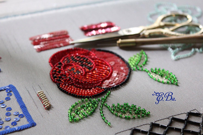 Курсы ручной вышивки москва
