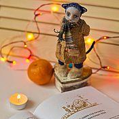 Куклы и игрушки ручной работы. Ярмарка Мастеров - ручная работа Птерк. Handmade.