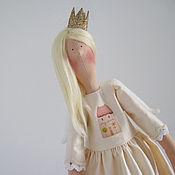 """Куклы и игрушки ручной работы. Ярмарка Мастеров - ручная работа Тильда """"Моя феечка"""". Handmade."""