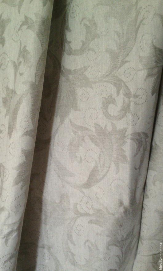 Текстиль, ковры ручной работы. Ярмарка Мастеров - ручная работа. Купить ткань льняная. Handmade. Комбинированный, для пледов, для кухни