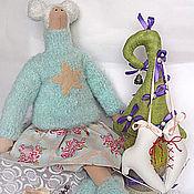 Куклы и игрушки ручной работы. Ярмарка Мастеров - ручная работа кукла с коньками. Handmade.