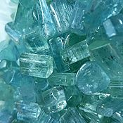 Материалы для творчества handmade. Livemaster - original item Aquamarines (crystals ajaltouni)Sherlova Gora. Transbaikalia. RUSSIA. Handmade.