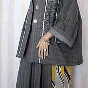 Одежда handmade. Livemaster - original item Suit: jacket and sundress. Handmade.