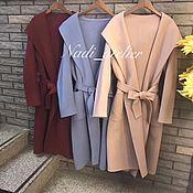 Одежда ручной работы. Ярмарка Мастеров - ручная работа Пальто самых модных осенних расцветок max mara. Handmade.