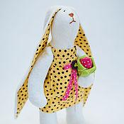 Куклы и игрушки ручной работы. Ярмарка Мастеров - ручная работа Зайка Полли. Handmade.