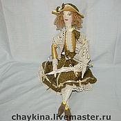 Куклы и игрушки ручной работы. Ярмарка Мастеров - ручная работа Кукла Агнесса. Handmade.
