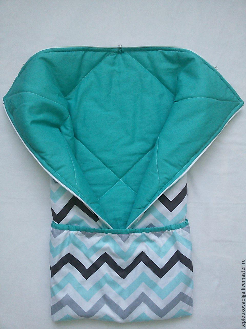 Одеяло-трансформер своими руками с выкройками5